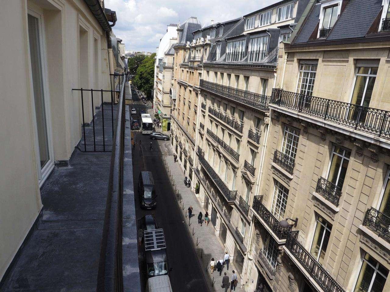 Chambre deluxe balcon